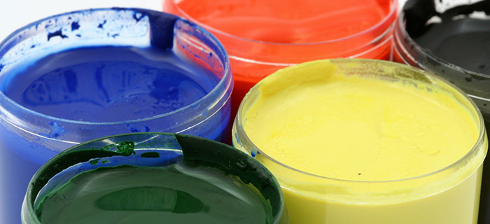 raw materials - paints, coatings and inks